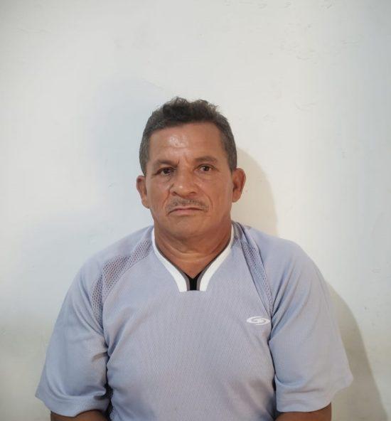 José Ribamar Alves foi preso e encaminhado ao Presídio de Rosário