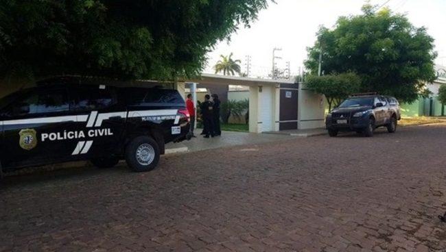 Operação policial combate sonegação fiscal em Balsas e Riachão