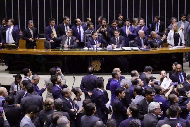 Deputados maranhenses repetiram seus votos quanto à reforma da Previdência