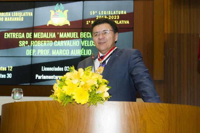 Juiz Roberto Veloso