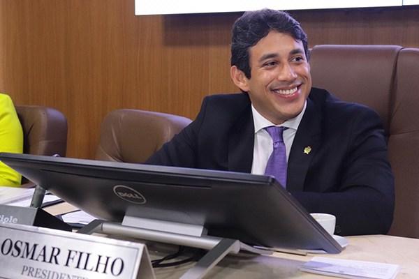 Osmar Filho quer disputar  Prefeitura, mas pode seguir outros caminhos