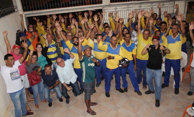Servidores dos Correios no Maranhão deflagraram greve após assembleia geral