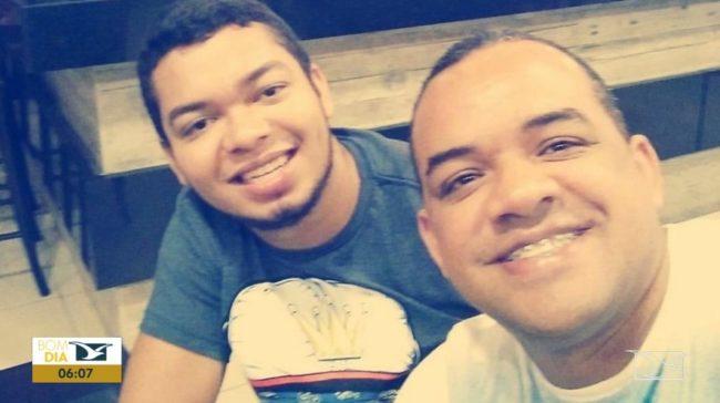 Lucas Sousa da Silva e Valderi Santos Aquino Júnior foram presos