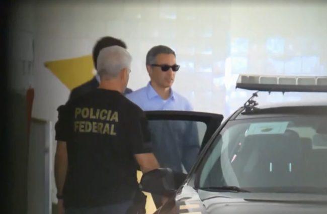 Márcio Lobão havia sido preso na terça (10), durante operação da Lava Jato