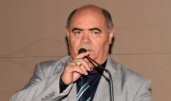 Vereador Astro de Ogum, vice-presidente da Câmara de São Luís-MA