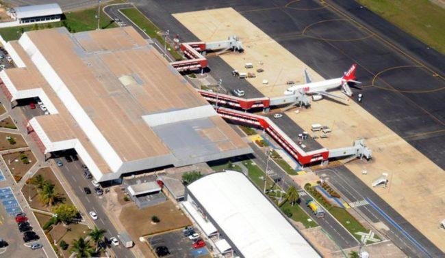 Aeroporto Marechal Hugo da Cunha Machado em São Luís