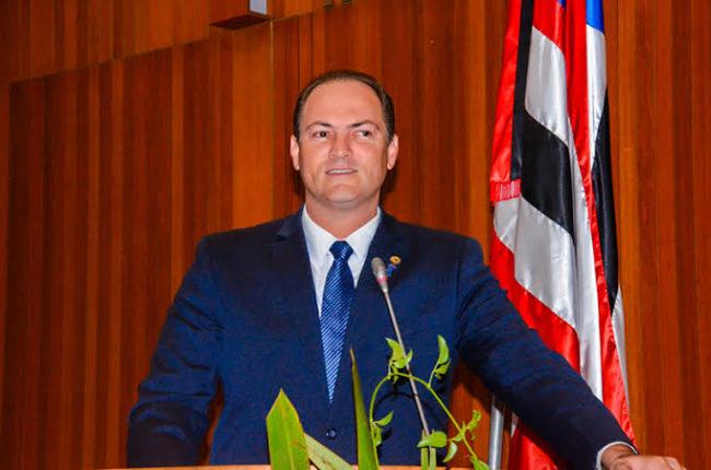 Ex-deputado Sousa Neto