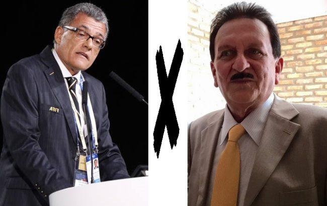 Fernando Sarney e Edmar Cutrim