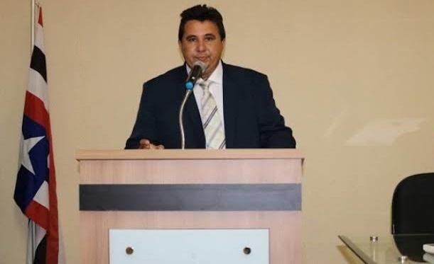 Vereador Nelson do Nanxi, presidente da Câmara de Tuntum