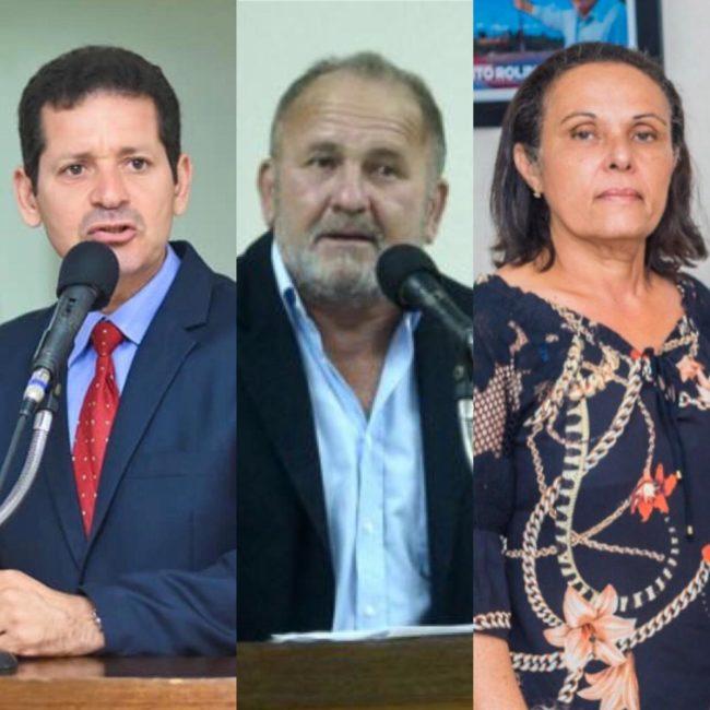 Júnior Buhatem, Zé Branco e Lourdinha: política em família