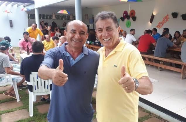 Dida Tio Luís e Cleomar Tema
