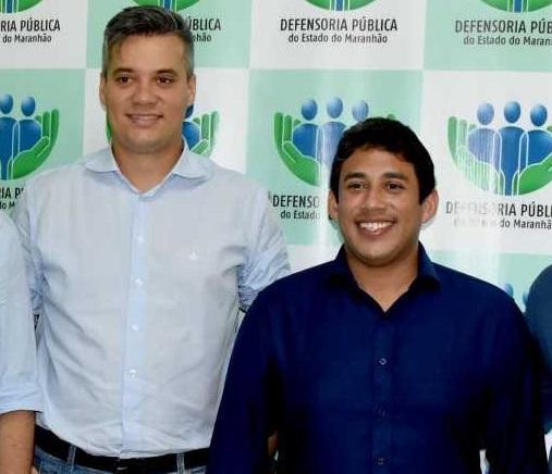 Neto Evangelista e Osmar Filho