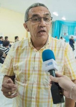 Secretário Antônio José Sousa Paiva