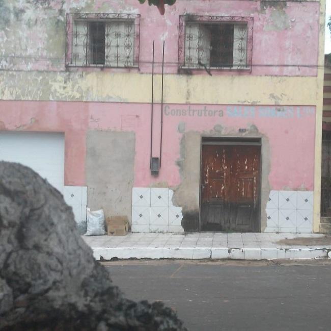 Construtora Sales Soares Ltda, localizada no município de Bom Jardim-MA