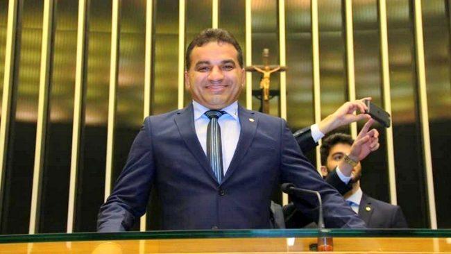 Deputado federal Josimar Maranhãozinho