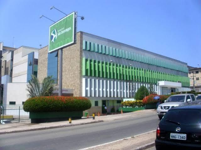 Coronavírus no Hospital São Domingos, em São Luís