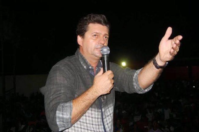 Prefeito Deusimar Serra Silva