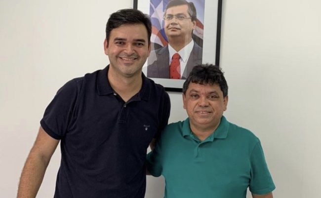 Rubens Pereira Júnior e Márcio Jerry