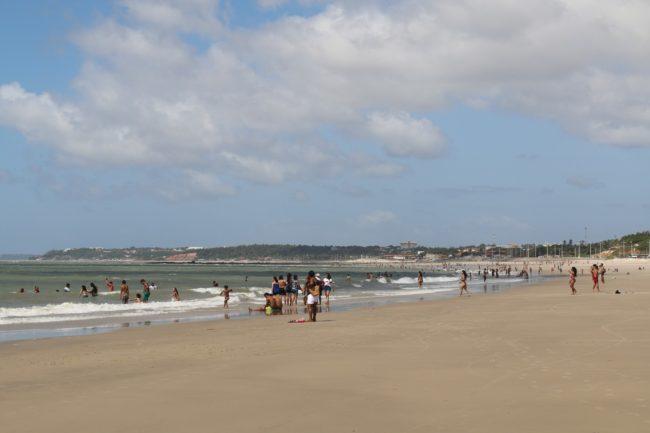 Praias de São Luís estão impróprias ao banho