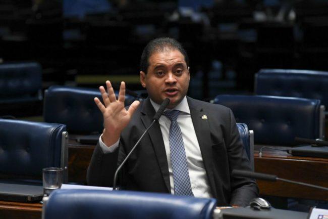 Senador Weverton Rocha