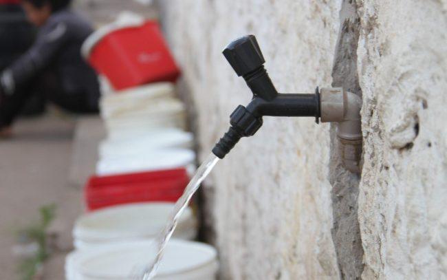 Após a conclusão dos serviços o abastecimento de água será restabelecido em São Luís