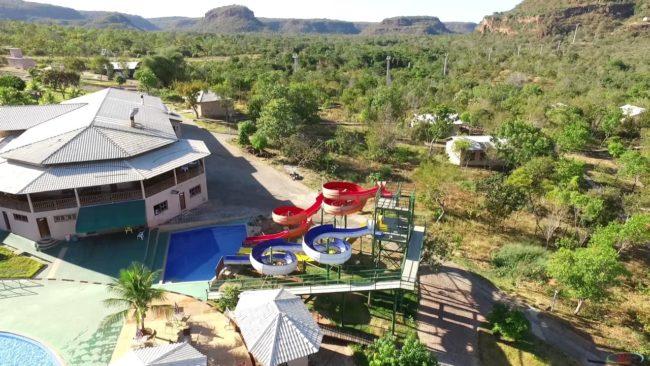 Complexo Turístico Pedra Caída - Maranhão