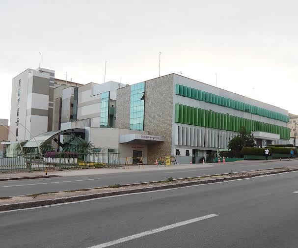 Hospital São Domingos, em São Luís-MA