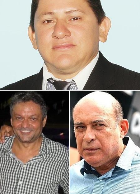 Ex-vereador Irmão Machado faz grave denúncia contra Alcionildo Matos e Ribamar Alves