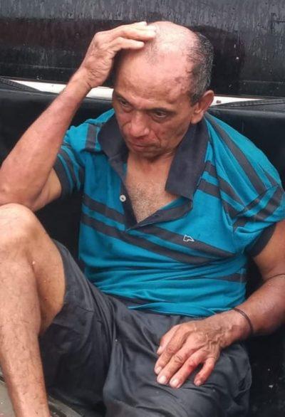 Homem preso por suspeita de estupro contra uma criança