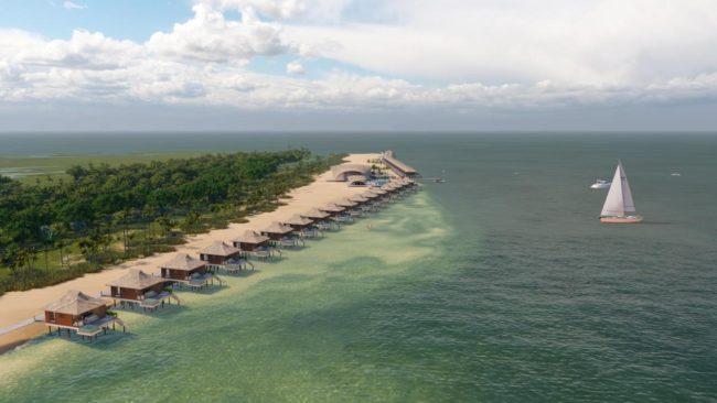 Ilustração do empreendimento de R$ 30 milhões que será construído pela Stelle, empresa que possui capital de apenas R$ 20 mil