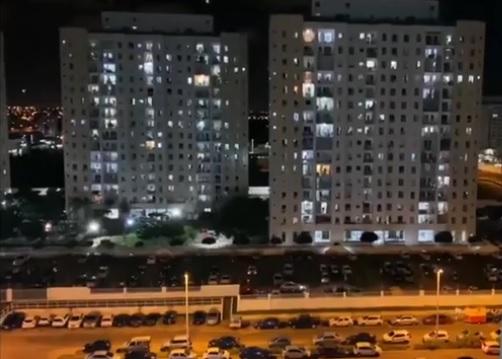 Moradores fazem panelaço contra Bolsonaro em São Luís