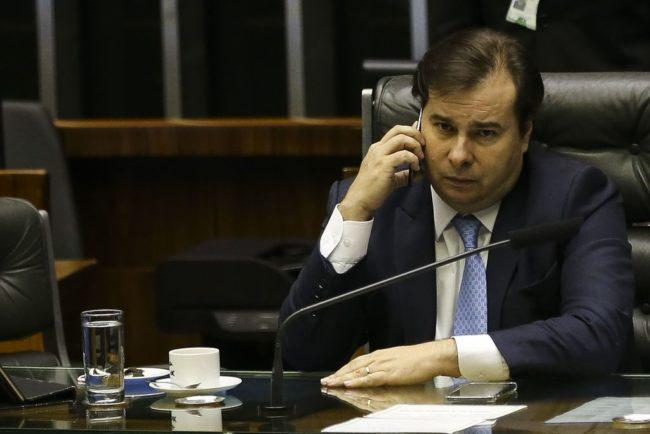 Presidente Câmara, Rodrigo Maia