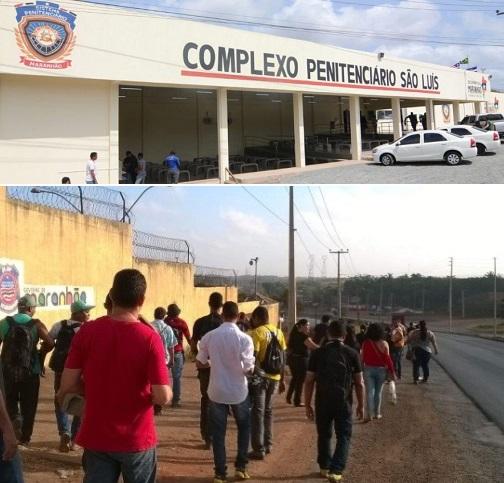 Saída temporária de Quaresma para 568 presos no Maranhão
