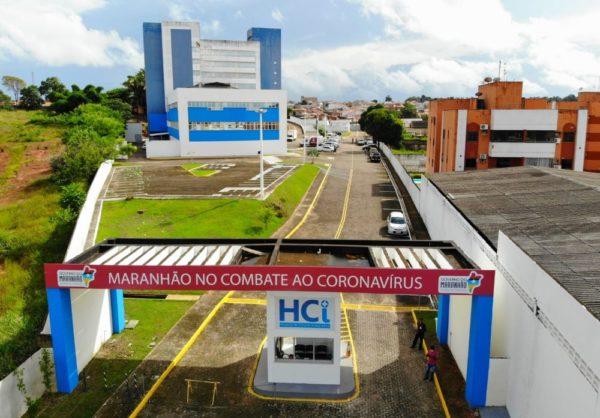 Centro de combate ao Covid-19 no Maranhão