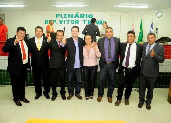 Parlamentares da Câmara Municipal de Coroatá-MA