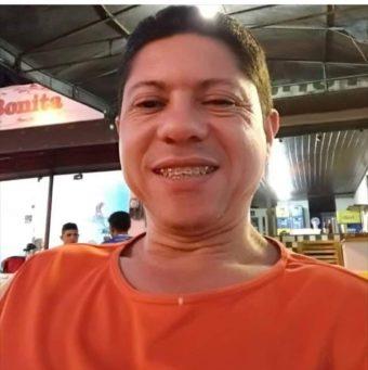 Clorismar Lima Carvalho, de 51 anos, era agente funerário e morreu com Covid-19 em São Luís