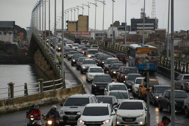 Ponte do São Francisco, em São Luís-MA