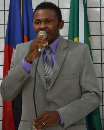 Vereador Roberval Costa Amaral, Presidente da Câmara de Olinda Nova do Maranhão
