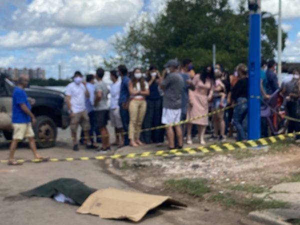 Vítima foi assassinada próxima ao Por Acaso, na Lagoa