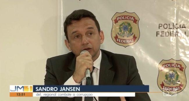 Delegado Sandro Jansen