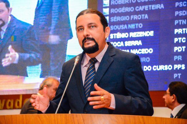 Ex-deputado Júnior Verde