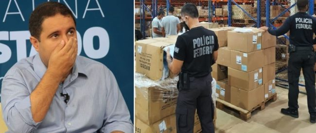 Edivaldo Holanda Júnior, prefeito de São Luís, teve sua gestão alvo da PF