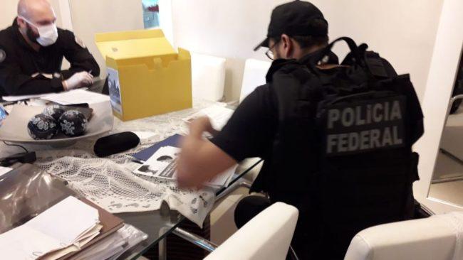 Polícia Federal cumpre mandados de busca e apreensão em Belém