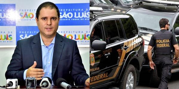 Edivaldo Holanda Júnior na mira da Polícia Federal