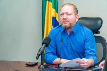 Presidente da Assembleia do MA, Othelino Neto