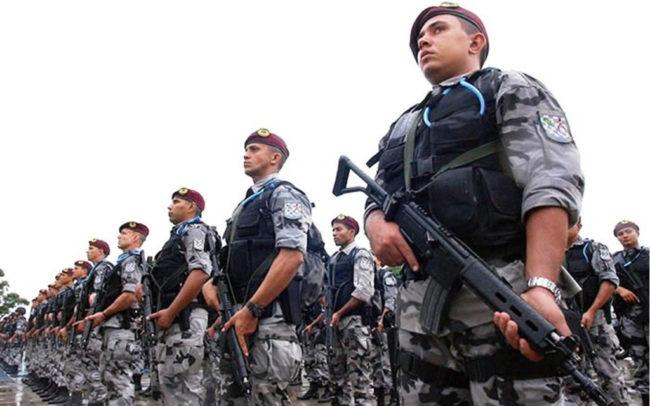 Homens da Força Federal estarão presentes nas eleições do Maranhão