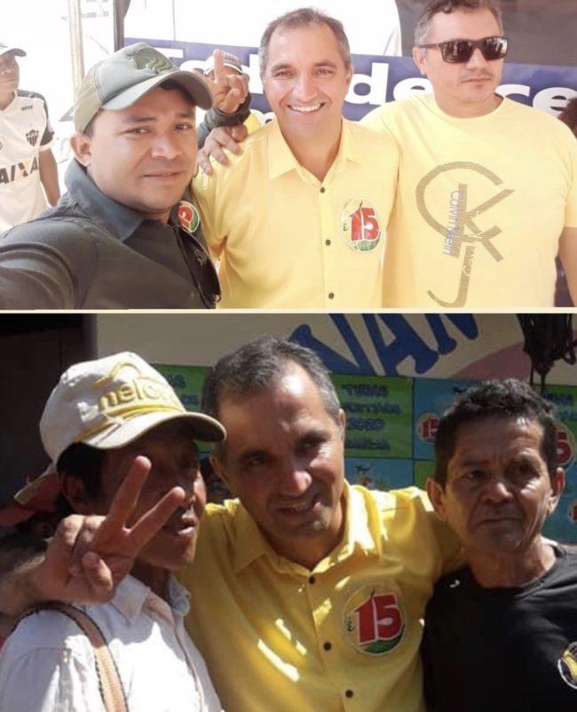 Candidatura de Marcelo Farias é abraçada pelo povo de Arame