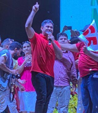 Candidato Toca Serra