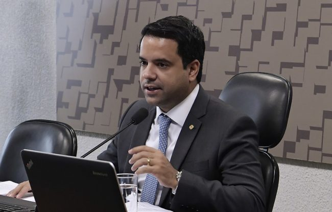 Deputado federal Edilázio Júnior