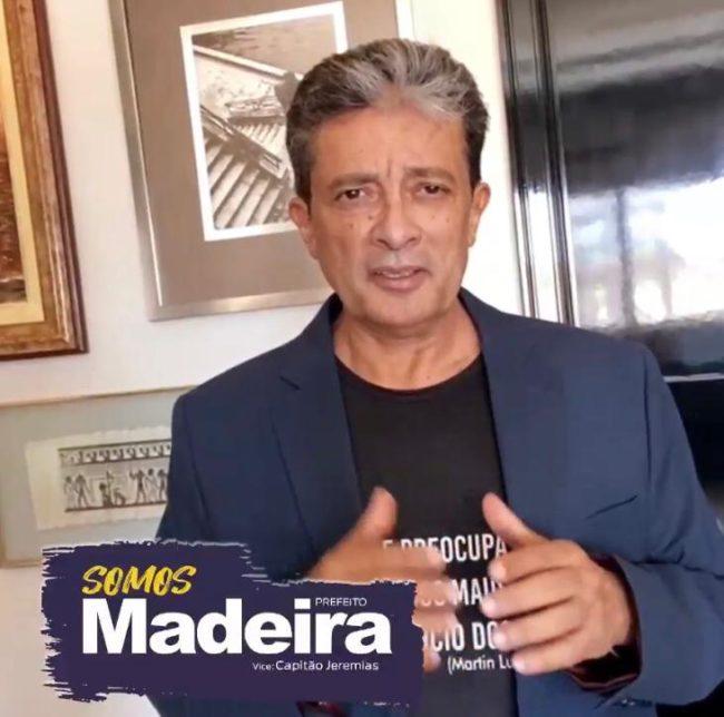 Candidato Carlos Madeira